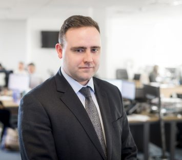 Tom Morley, Senior Account Manager at Dental Elite